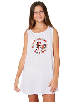 WHITE OUTLET KIDS SWELL CLOTHING - S6202442WHITE