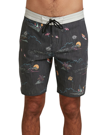 ASPHALT MENS CLOTHING BILLABONG BOARDSHORTS - BB-9508418-ASP