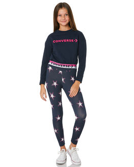 OBSIDIAN KIDS GIRLS CONVERSE PANTS - R469016695
