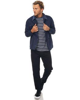 NAVY MENS CLOTHING SWELL JACKETS - S5171382NAVY