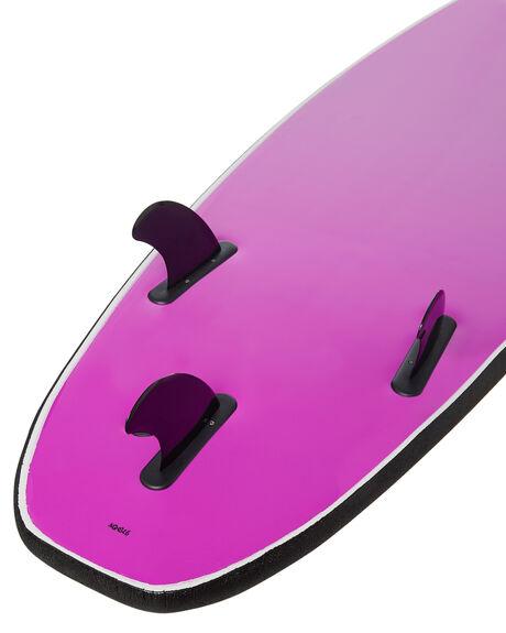 BLACK VIOLET BOARDSPORTS SURF DRAG SOFTBOARDS - DBCCOFF7BLKVI