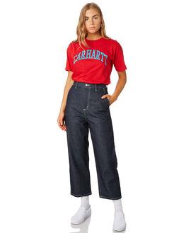 CARDINAL WOMENS CLOTHING CARHARTT TEES - I0264519N00