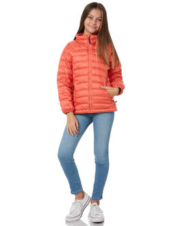 SPICED CORAL KIDS GIRLS PATAGONIA JUMPERS + JACKETS - 68233SPCL