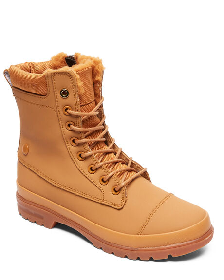 WHEAT BOARDSPORTS SNOW DC SHOES BOOTS + FOOTWEAR - ADJB300010-WE9