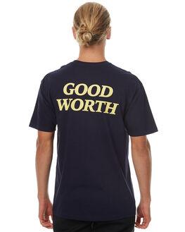 NAVY MENS CLOTHING GOOD WORTH TEES - TGW1731NVY