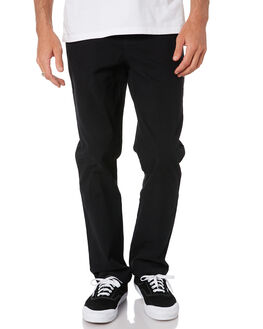 BLACK MENS CLOTHING INDEPENDENT PANTS - IN-MPA9144BLK