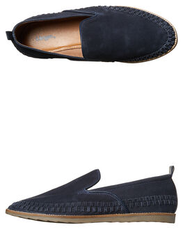 NAVY MENS FOOTWEAR URGE SLIP ONS - URG16146NVY