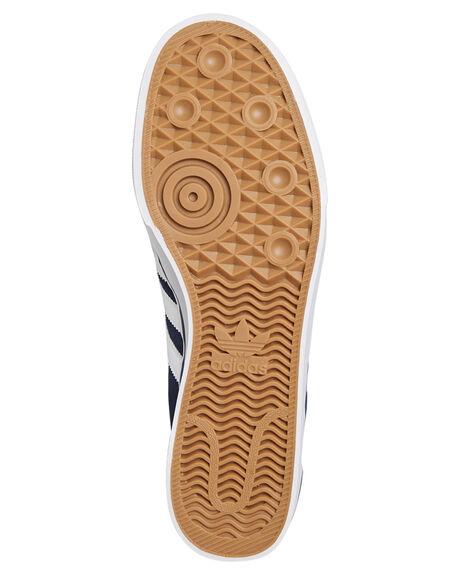 COLLEGIATE NAVY MENS FOOTWEAR ADIDAS SKATE SHOES - SSDB3112CNVYM