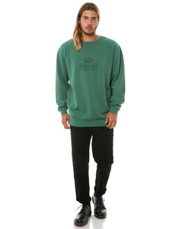BOTTLE MENS CLOTHING STUSSY JUMPERS - ST081204BTTL