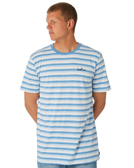 BLUE MARLE MENS CLOTHING SWELL TEES - S5184035BLMAR