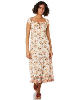 CREAM WOMENS CLOTHING THE HIDDEN WAY DRESSES - H8201451CREAM