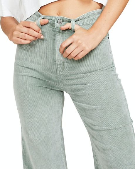GREEN WOMENS CLOTHING INSIGHT JEANS - 35765700038