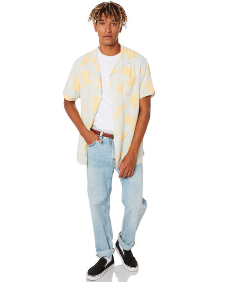 MIST MENS CLOTHING STAY SHIRTS - SSH-20303MST