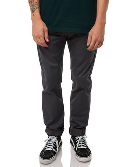 BLACK SMITH MENS CLOTHING CARHARTT PANTS - I016071-E1BLKSM1