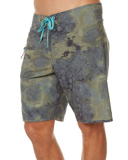 OLIVE SEA KELP MENS CLOTHING DEPACTUS BOARDSHORTS - AM010002OLI