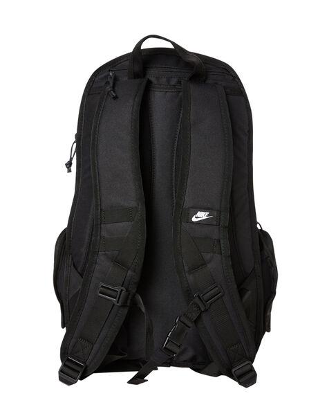 BLACK BLACK WHITE MENS ACCESSORIES NIKE BAGS + BACKPACKS - BA5971-010