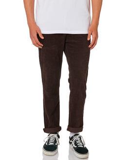DARK COFFEE MENS CLOTHING RUSTY PANTS - PAM0942DCF