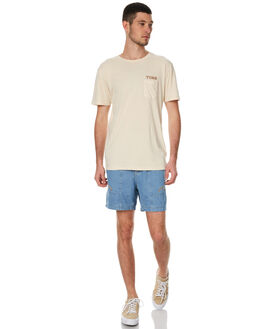 SAND MENS CLOTHING THE CRITICAL SLIDE SOCIETY TEES - WST1706SAND