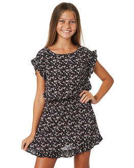 PRINT KIDS GIRLS EVES SISTER DRESSES + PLAYSUITS - 9520009PRNT