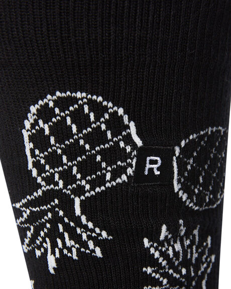 BLACK MENS CLOTHING RICHER POORER SOCKS + UNDERWEAR - MVH-LUAU03BLCK