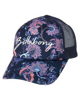 NAVY WOMENS ACCESSORIES BILLABONG HEADWEAR - 5607301ANVY