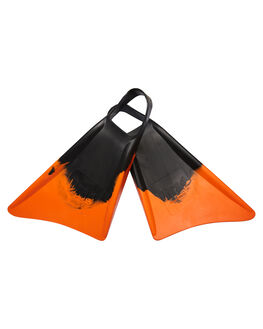 BLACK ORANGE BOARDSPORTS SURF DRAG ACCESSORIES - DBCFOOTDARTBLKOR