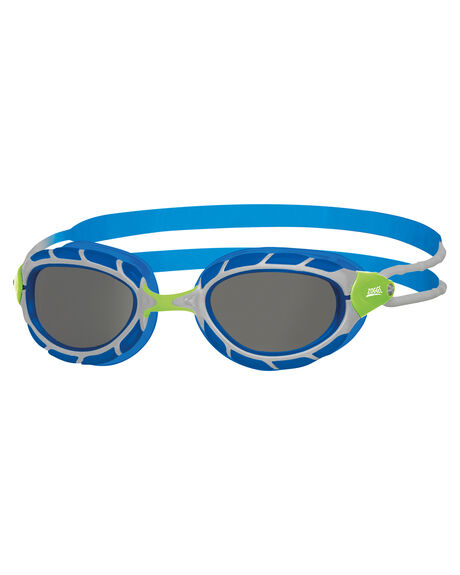 BLUE GREY SMOKE BOARDSPORTS SURF ZOGGS SWIM ACCESSORIES - 309869BLGRS