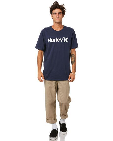 OBSIDIAN MENS CLOTHING HURLEY TEES - DB3346H451