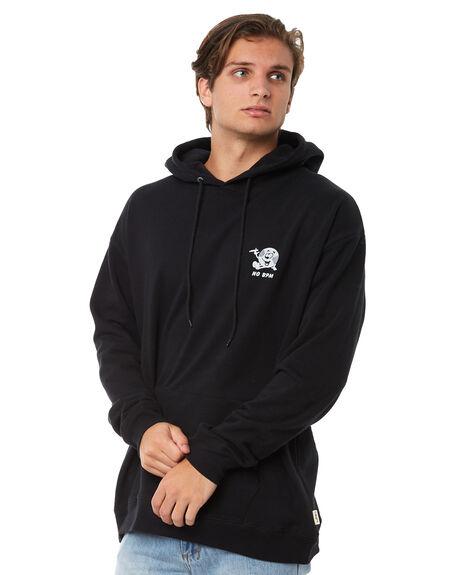 BLACK MENS CLOTHING INSIGHT JUMPERS - 5000000940BLK