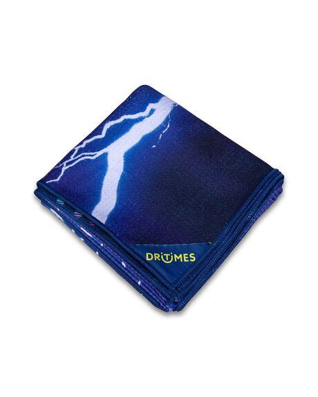 BLUE OUTDOOR BEACH DRITIMES TOWELS - DT0021