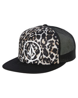 BLACK WOMENS ACCESSORIES VOLCOM HEADWEAR - E5531902BLK