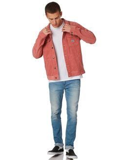 ASH ROSE MENS CLOTHING BILLABONG JACKETS - 9585902ASH