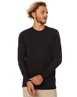 BLACK MENS CLOTHING AS COLOUR TEES - 5029BLK