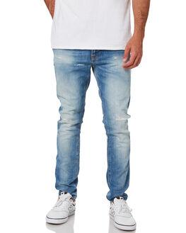 BROKEN SUMMER MENS CLOTHING NUDIE JEANS CO JEANS - 113203BKSUM