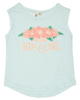 MINT KIDS TODDLER GIRLS RIP CURL TOPS - FTEBQ10067
