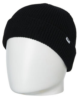 DIRTY BLACK MENS ACCESSORIES BANKS HEADWEAR - BE0039DBL