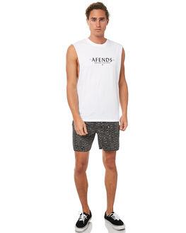 VERD MENS CLOTHING AFENDS BOARDSHORTS - 09-04-126VERD