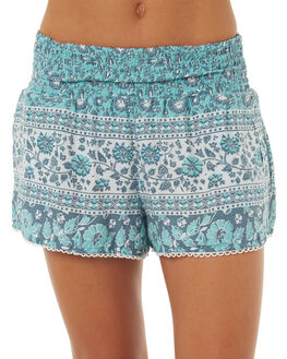 NIGHT MEADOW WOMENS CLOTHING O'NEILL SHORTS - 4021702NIG