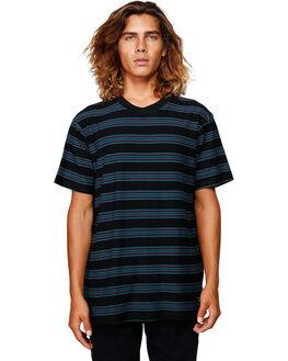 BLACK MENS CLOTHING BILLABONG TEES - BB-9592144-BLK