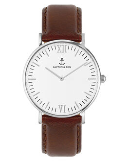 BROWN MENS ACCESSORIES KAPTEN AND SON WATCHES - 4251145214531BROWN