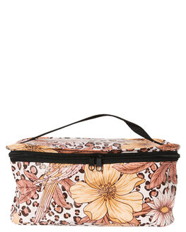 LEOPARD FLORAL WOMENS ACCESSORIES KOLLAB BAGS + BACKPACKS - P-SB-LF