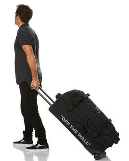 BLACK MENS ACCESSORIES VANS BAGS + BACKPACKS - VN0A3IHKBLKBLK