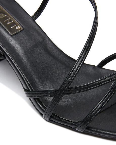 BLACK WOMENS FOOTWEAR BILLINI HEELS - H1433BLK