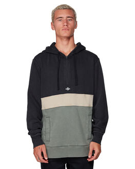 BLACK MENS CLOTHING BILLABONG JUMPERS - BB-9507618-BLK