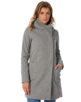 GREY WOMENS CLOTHING RPM JACKETS - 8AWT20AGREY