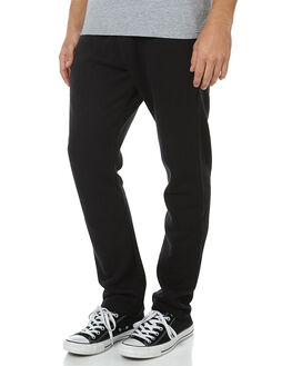 BLACK MENS CLOTHING SWELL PANTS - S5164447BLK