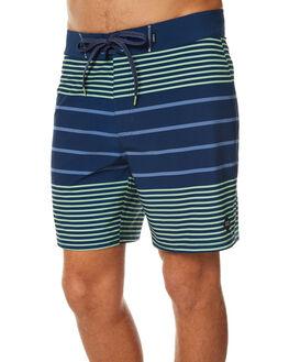 NAVY MENS CLOTHING SWELL BOARDSHORTS - S5174232NVY