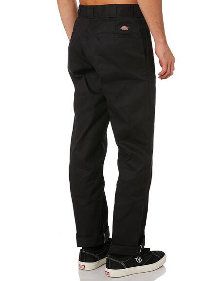 BLACK MENS CLOTHING DICKIES PANTS - DCK874BLK