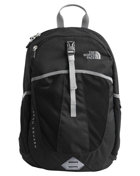 TNF BLACK TNF WHITE KIDS BOYS THE NORTH FACE BAGS + BACKPACKS - NF0A3G9EC4V
