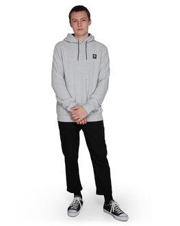 GREY MARLE MENS CLOTHING ELEMENT JUMPERS - EL-107308-GYM